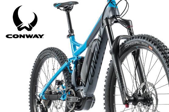 Bici elettriche Conway