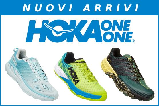 Nuova collezione Hoka One One