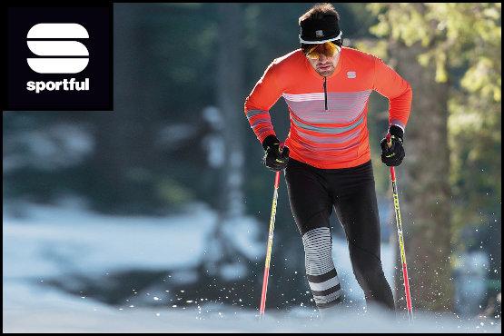 Sportful: abbigliamento sci di fondo